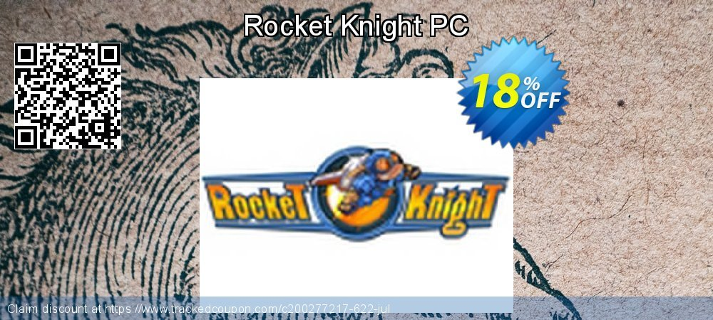 Rocket Knight PC coupon on University Student deals sales