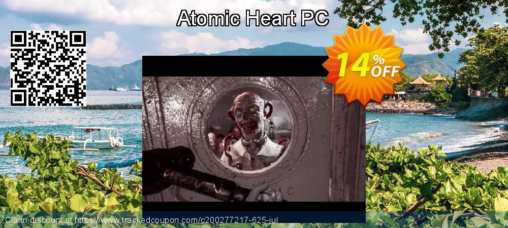 Atomic Heart PC coupon on Back to School promotion discount