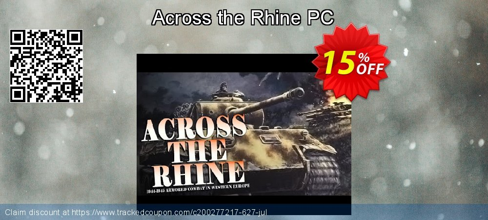 Across the Rhine PC coupon on Halloween super sale