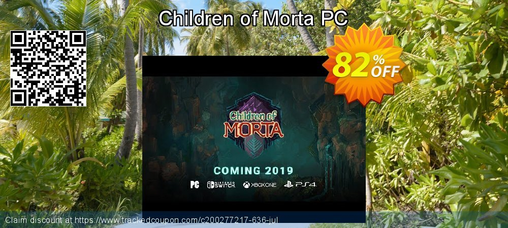 Children of Morta PC coupon on Exclusive Student discount offering sales