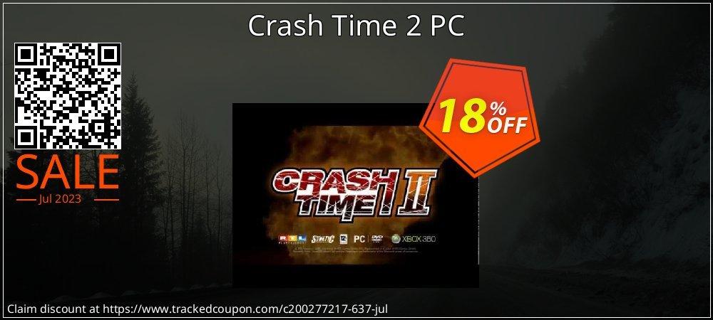 Get 10% OFF Crash Time 2 PC offering sales