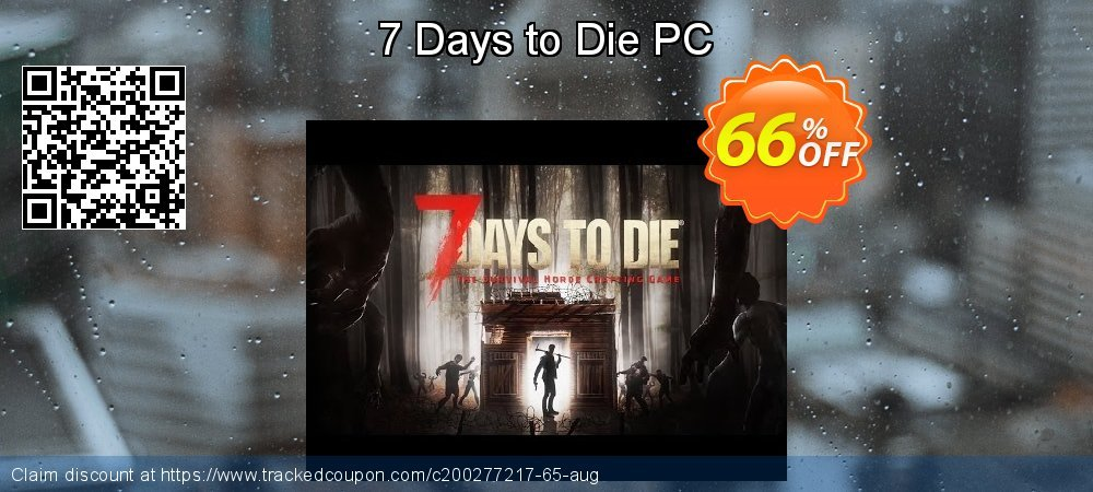 7 Days to Die PC coupon on Mothers Day super sale