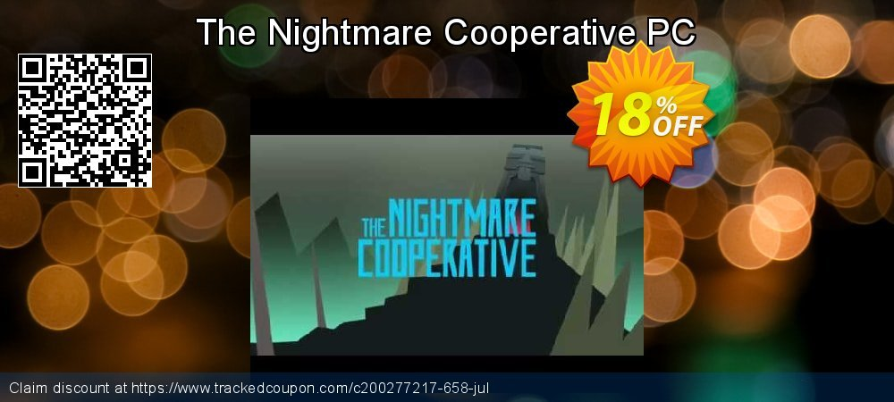 The Nightmare Cooperative PC coupon on Halloween deals