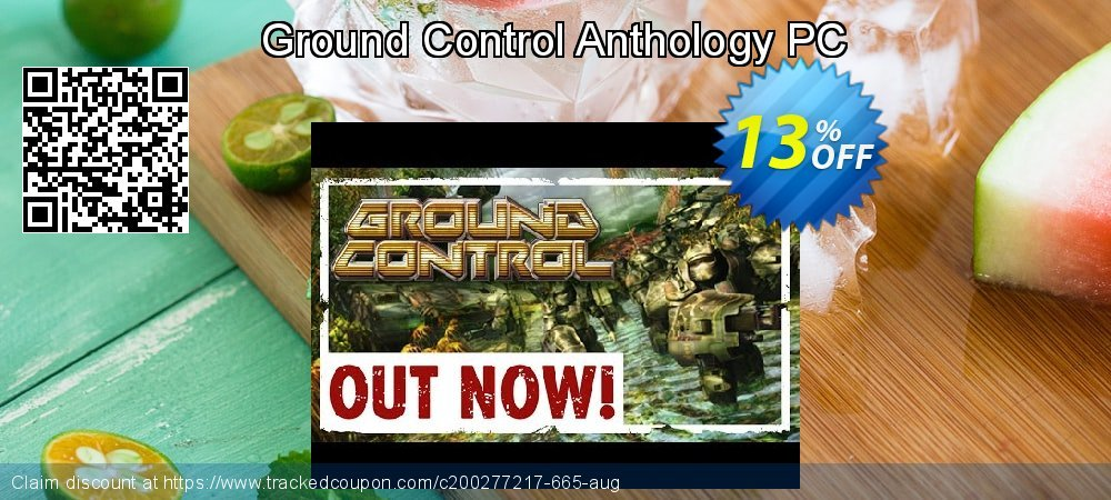 Ground Control Anthology PC coupon on Back to School offer discounts