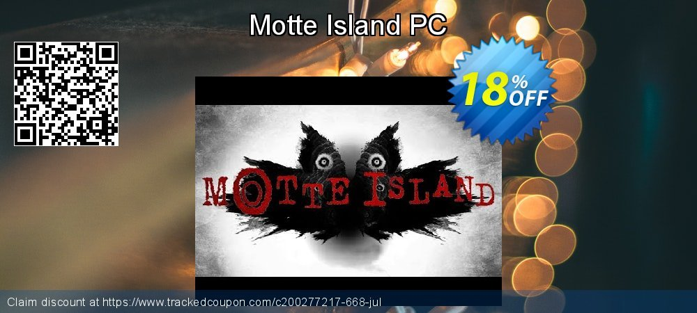 Motte Island PC coupon on Exclusive Student deals deals