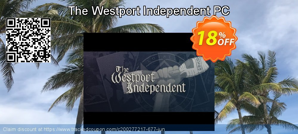 The Westport Independent PC coupon on Back to School promo deals