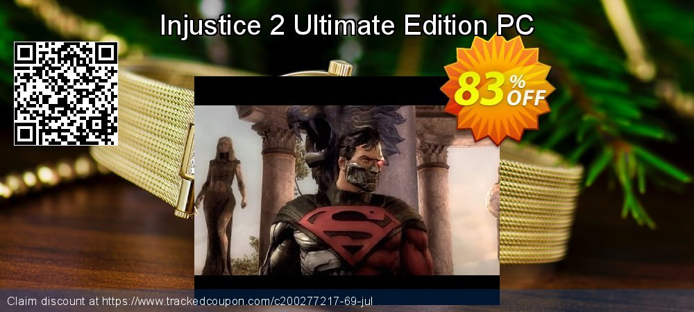 Injustice 2 Ultimate Edition PC coupon on Coffee Day super sale
