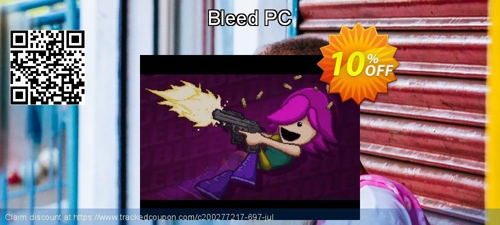 Bleed PC coupon on Back to School deals discount