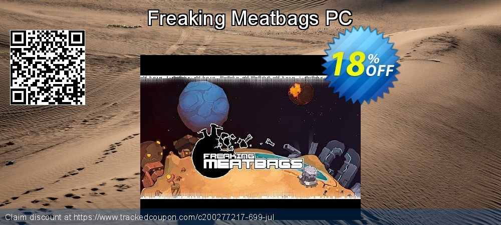 Freaking Meatbags PC coupon on Eid al-Adha discount