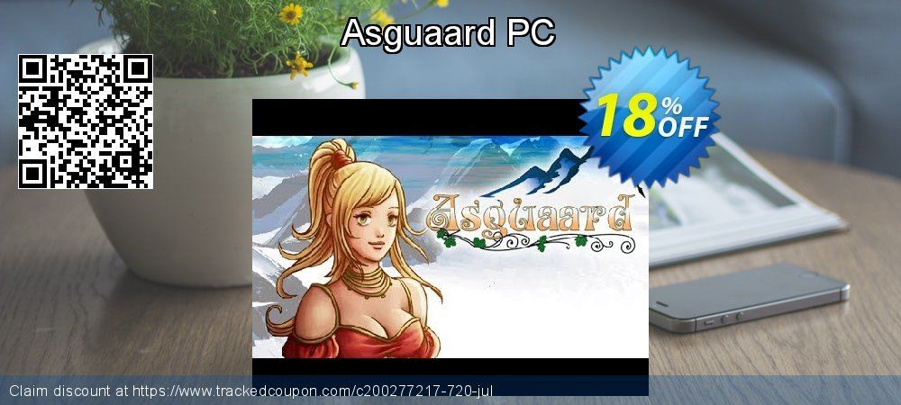 Asguaard PC coupon on Summer offering sales