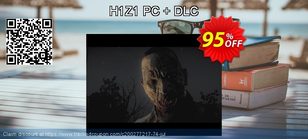 H1Z1 PC + DLC coupon on Mom Day super sale