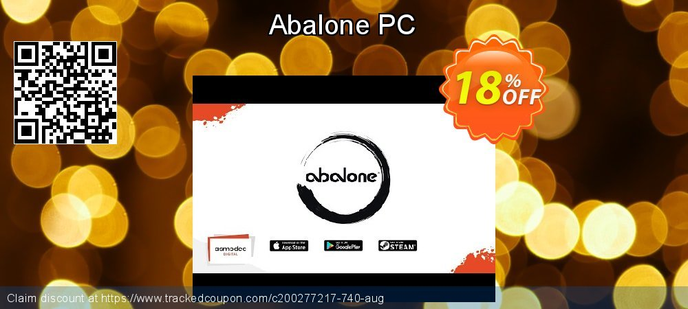 Abalone PC coupon on Halloween offer