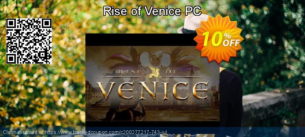 Rise of Venice PC coupon on Halloween offering sales
