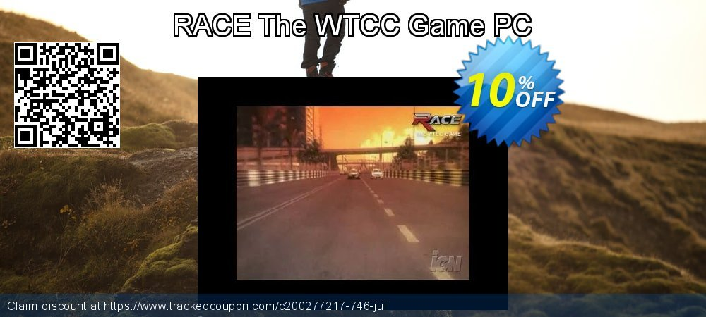 RACE The WTCC Game PC coupon on National Bikini Day offering sales