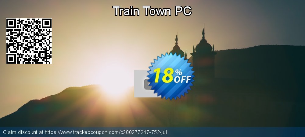 Get 10% OFF Train Town PC offering sales