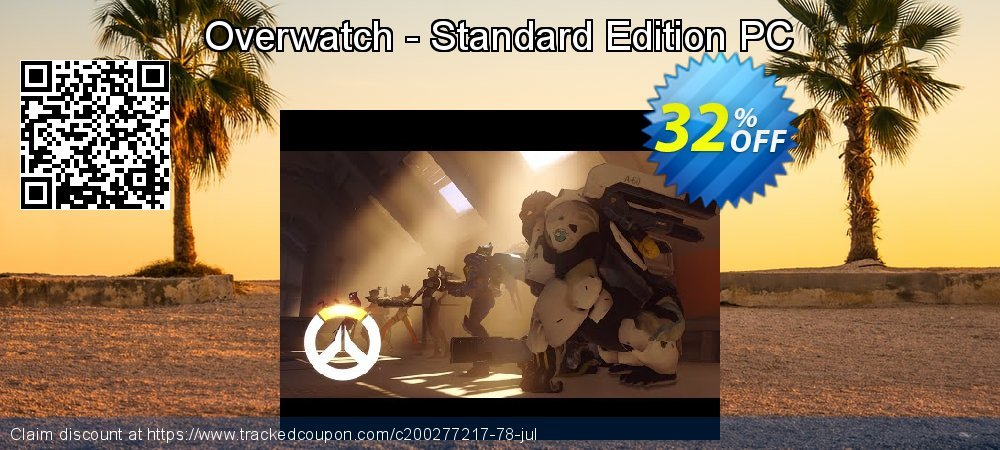 Overwatch - Standard Edition PC coupon on Mom Day deals