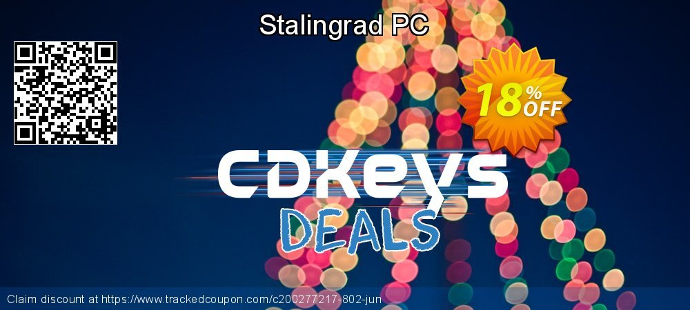 Stalingrad PC coupon on Back to School coupons sales