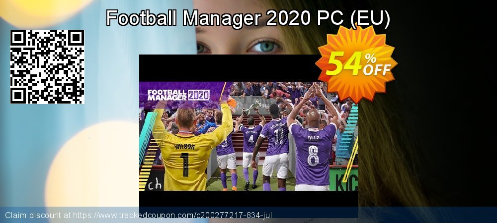 Football Manager 2020 PC - EU  coupon on Halloween super sale