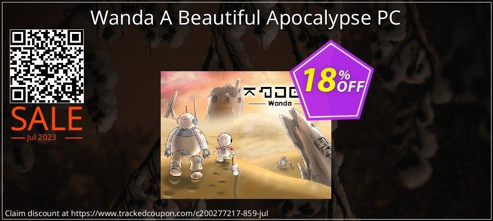 Get 10% OFF Wanda A Beautiful Apocalypse PC promo sales