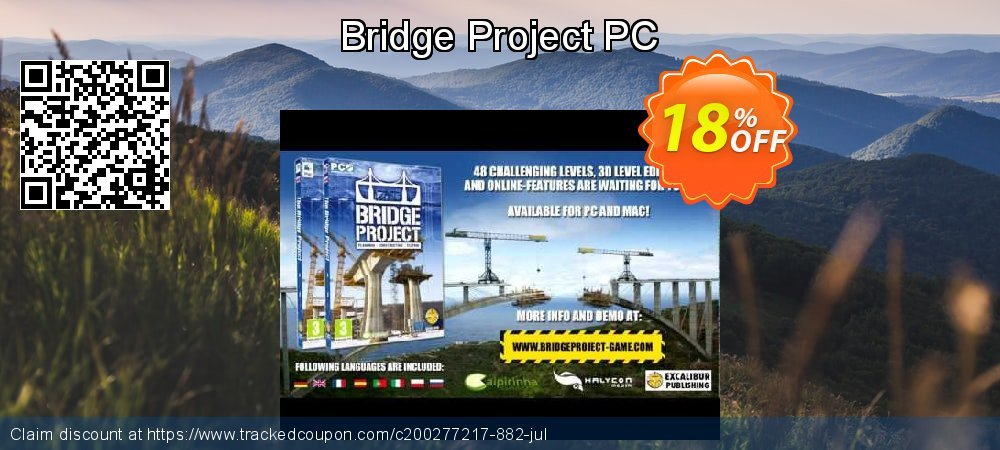 Bridge Project PC coupon on Sexual Health Day promotions