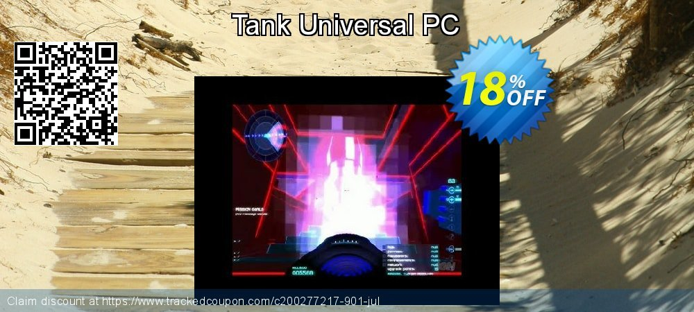 Tank Universal PC coupon on American Chess Day sales