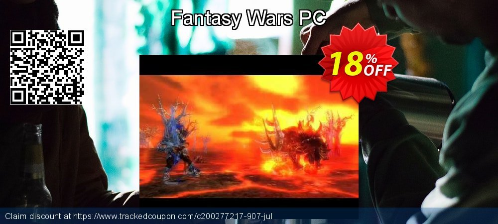 Fantasy Wars PC coupon on Talk Like a Pirate Day super sale