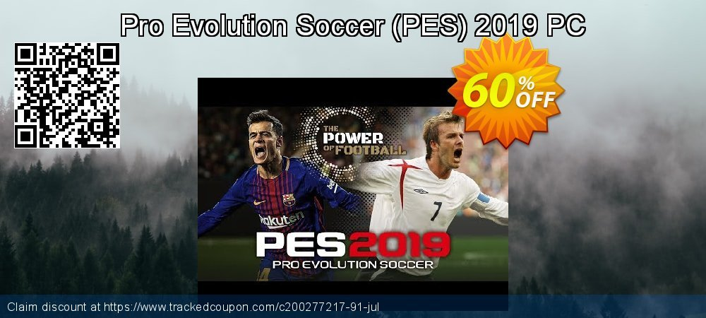 Pro Evolution Soccer - PES 2019 PC coupon on Mothers Day offering sales