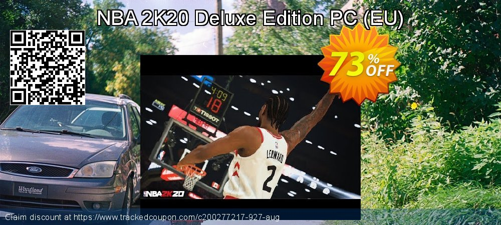 NBA 2K20 Deluxe Edition PC - EU  coupon on National Family Day promotions
