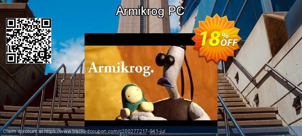 Armikrog PC coupon on Talk Like a Pirate Day offering discount