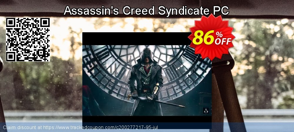 Assassin's Creed Syndicate PC coupon on Mothers Day sales
