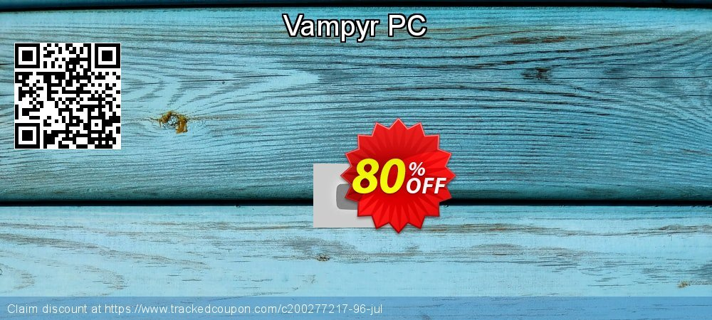 Vampyr PC coupon on Mom Day deals