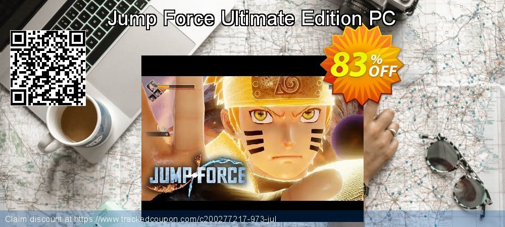 Jump Force Ultimate Edition PC coupon on Grandparents Day sales