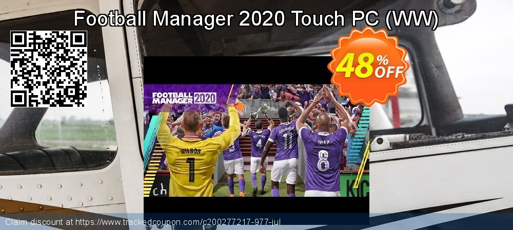 Football Manager 2020 Touch PC - WW  coupon on National Singles Day offering discount