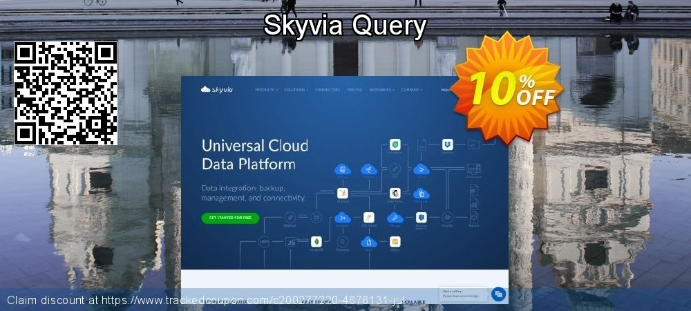 Skyvia Query coupon on Exclusive Teacher discount offer