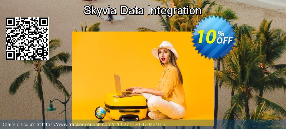 Skyvia Data Integration coupon on Happy New Year offer