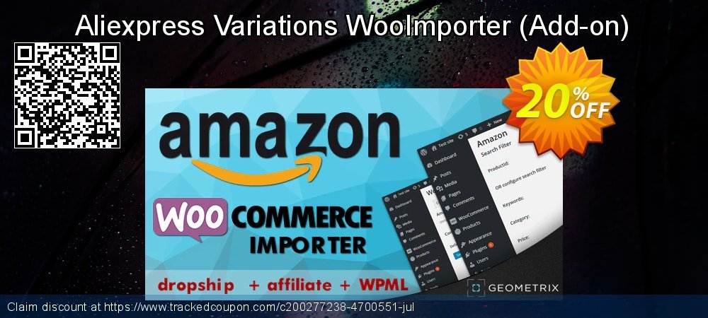 Aliexpress Variations WooImporter - Add-on  coupon on Spring deals
