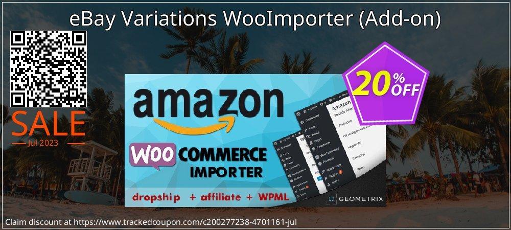 eBay Variations WooImporter - Add-on  coupon on Black Friday super sale
