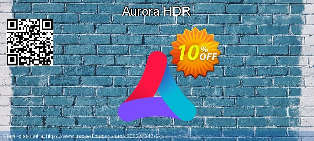 Aurora HDR coupon on Super bowl offer