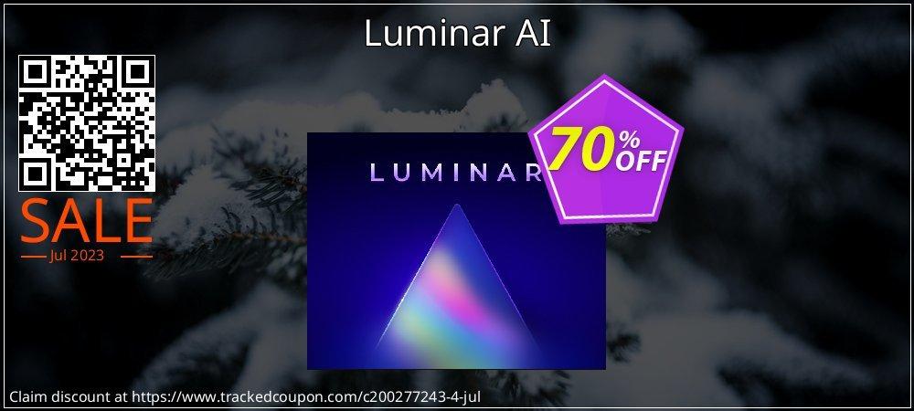Luminar AI coupon on Eid al-Adha sales