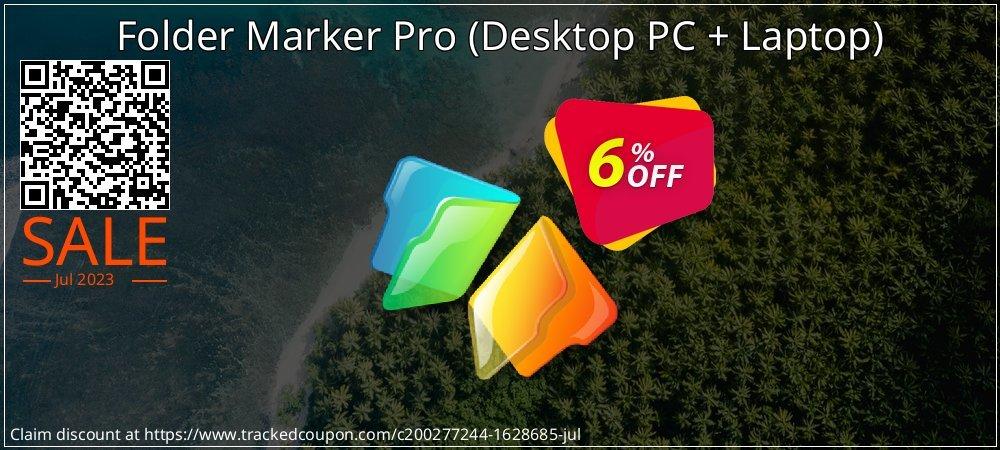 Folder Marker Pro - Desktop PC + Laptop  coupon on Read Across America Day offer