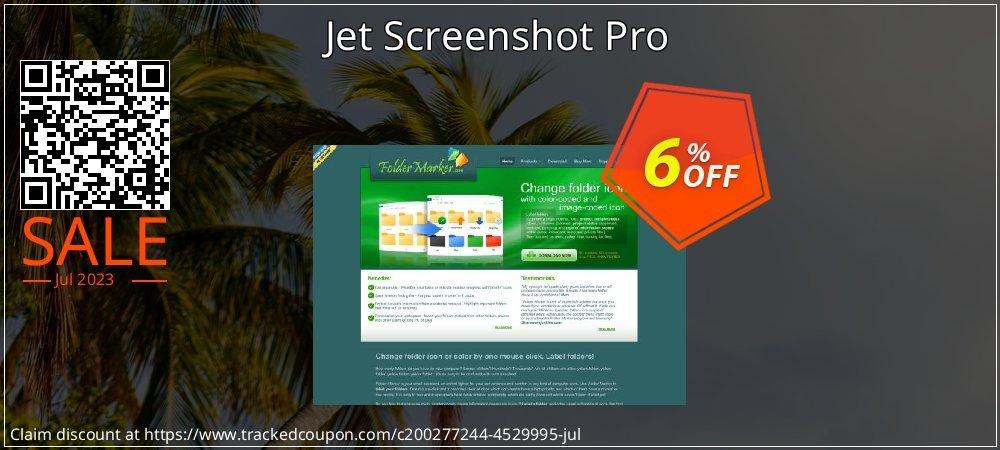 Jet Screenshot Pro coupon on Natl. Doctors' Day sales