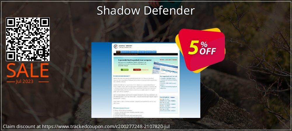 Get 5% OFF Shadow Defender discounts