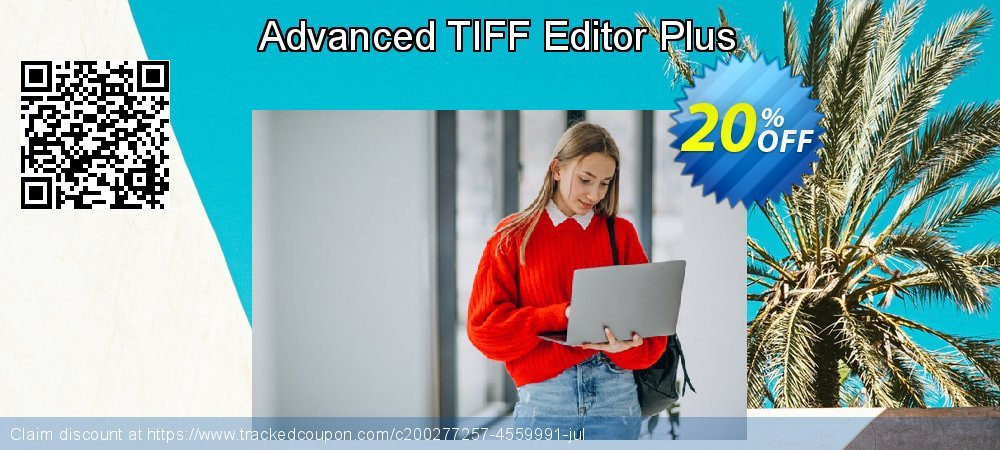 Advanced TIFF Editor Plus coupon on Halloween deals
