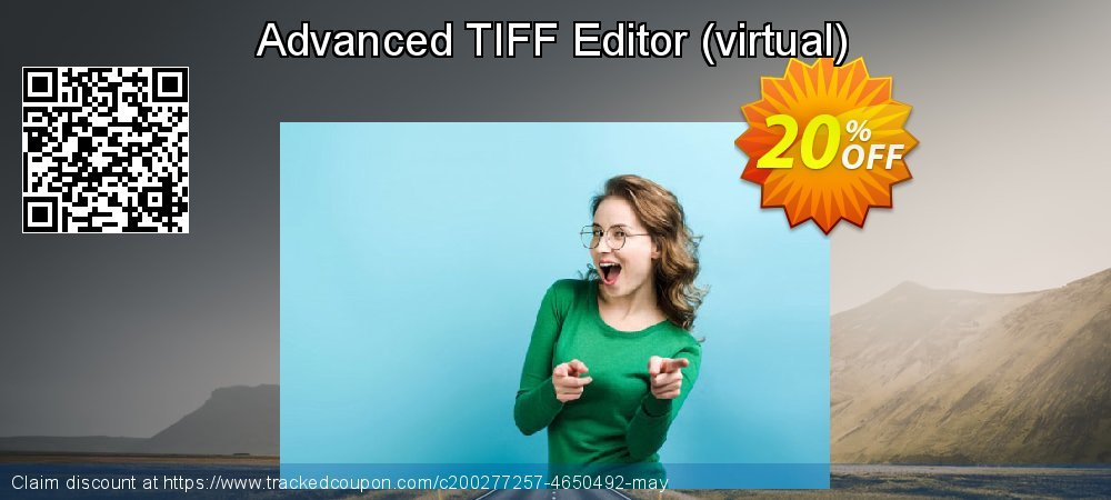 Advanced TIFF Editor - virtual  coupon on Valentine Week promotions