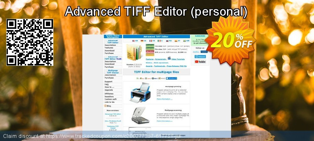 Advanced TIFF Editor - personal  coupon on Valentine Week promotions