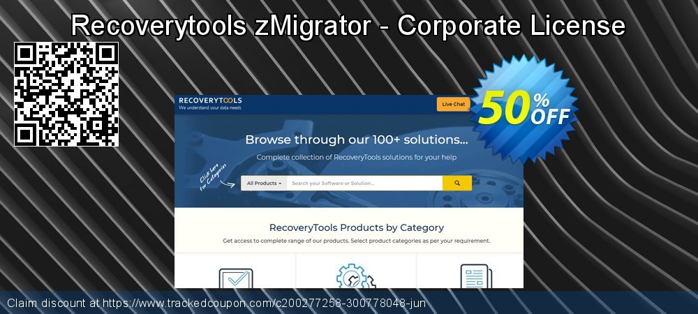 Claim 50% OFF zMigrator - Corporate License Coupon discount February, 2020