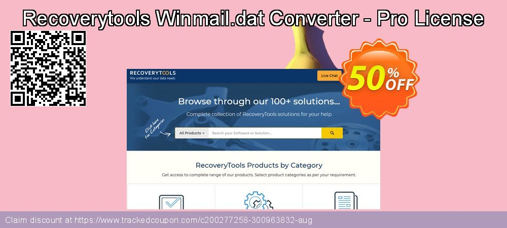 Recoverytools Winmail.dat Converter - Pro License coupon on Talk Like a Pirate Day offer