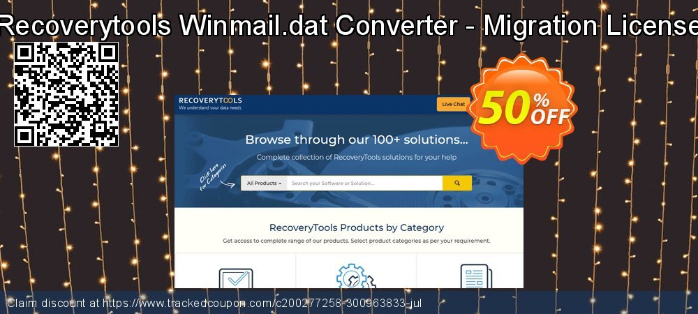 Claim 50% OFF Winmail.dat Converter - Migration License Coupon discount February, 2020