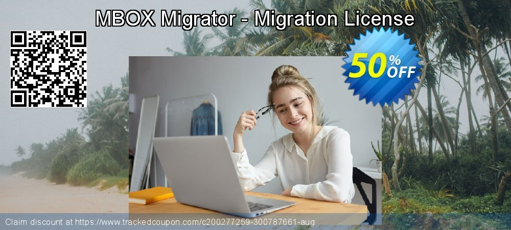 Claim 50% OFF MBOX Migrator - Migration License Coupon discount February, 2020