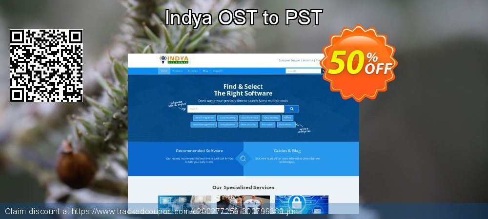 Claim 50% OFF Indya OST to PST Coupon discount August, 2020